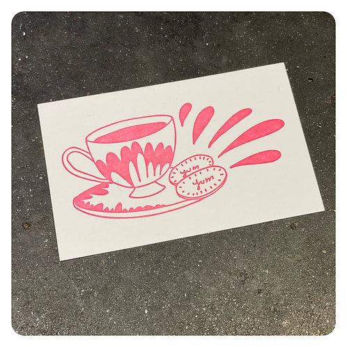 Pencil Joy Pocket Cards