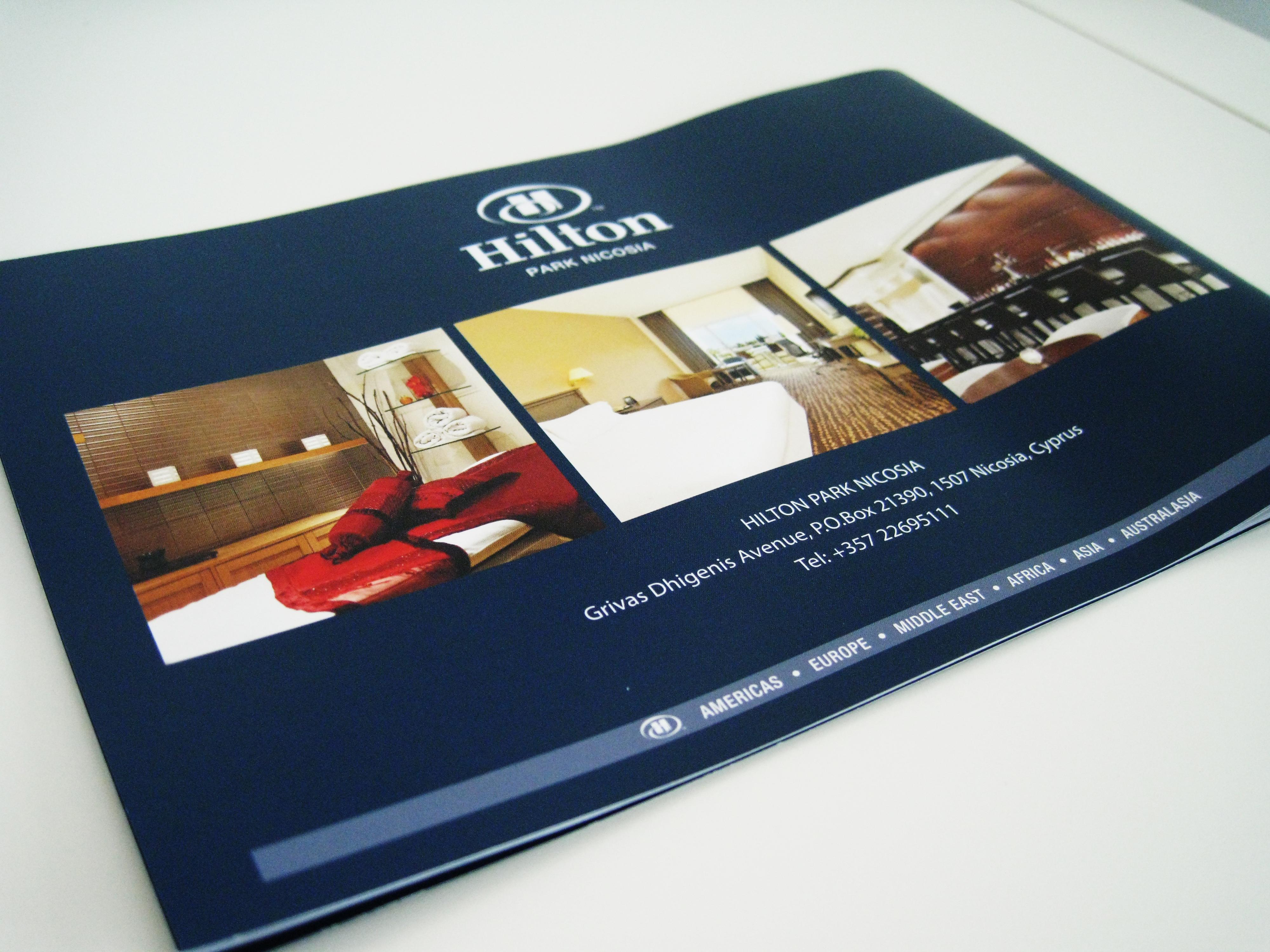 Hilton Park Booklet