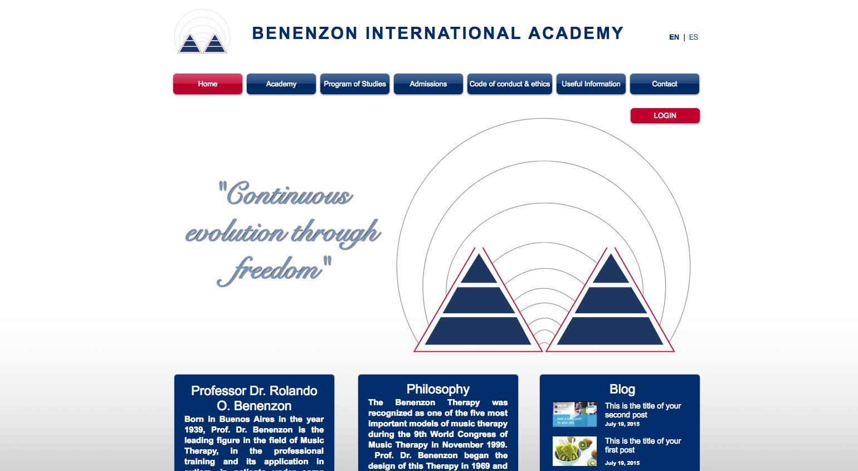 Benenzon Academy