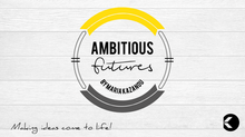 Ambitious Futures new logo!