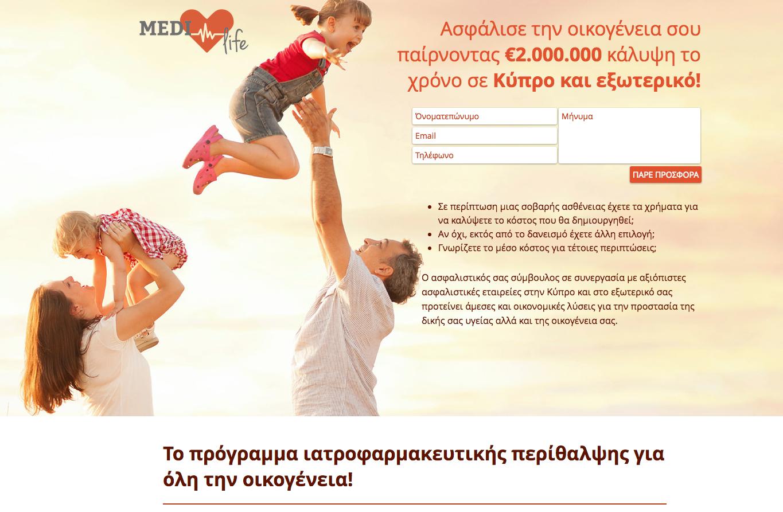 Medilife Site