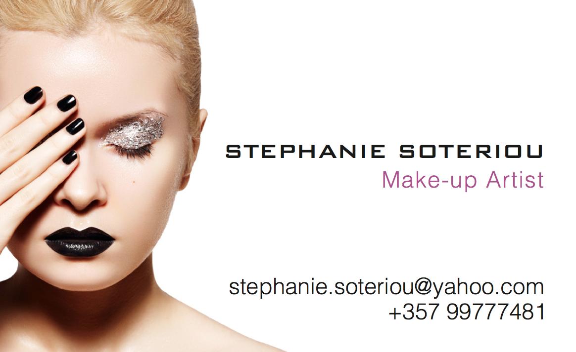 Business Card   Stephanie Soteriou