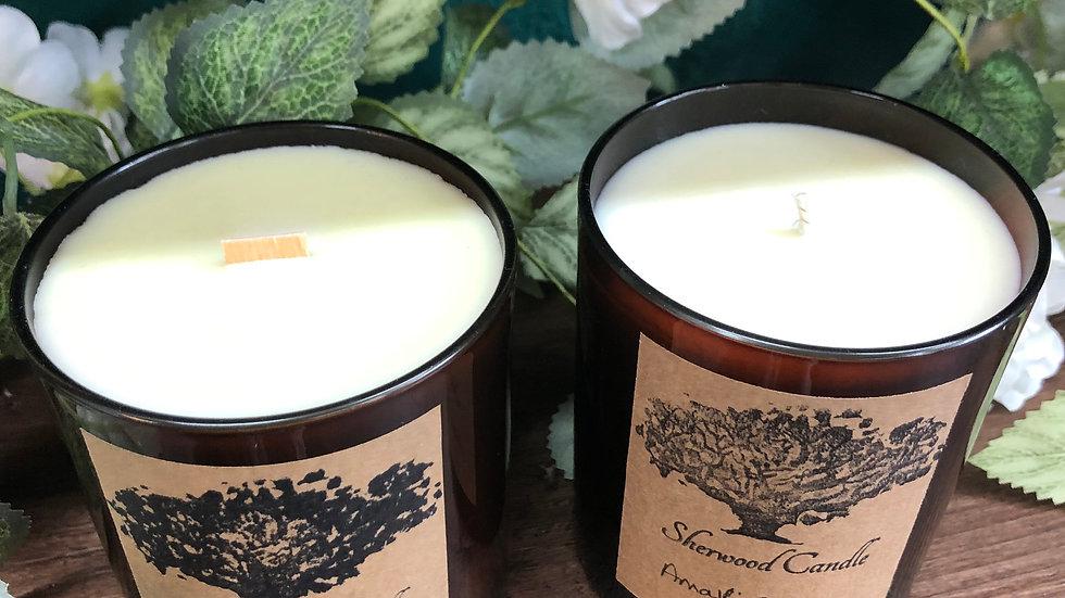 Amalfi Coast Organic Soy Wax Candle