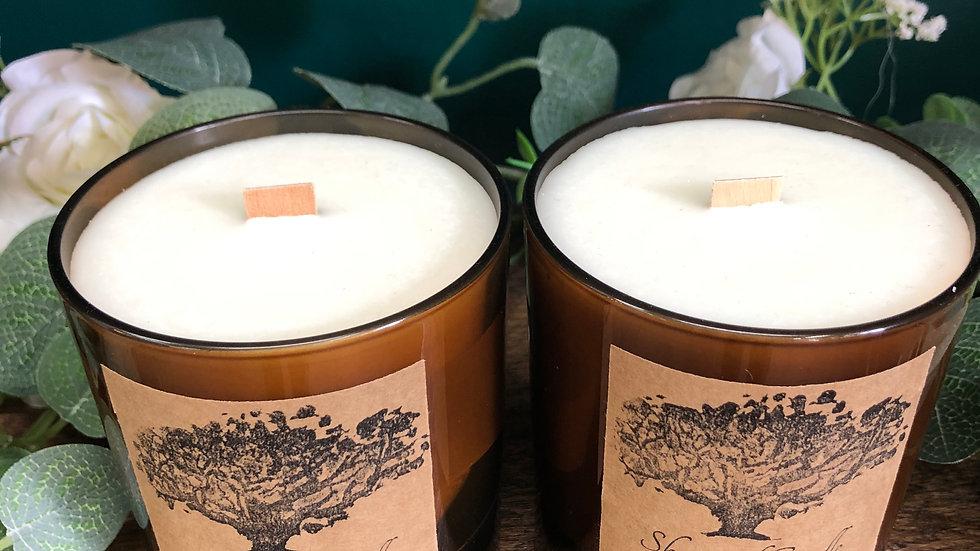 Arabian Nights Organic Soy Wax Candle