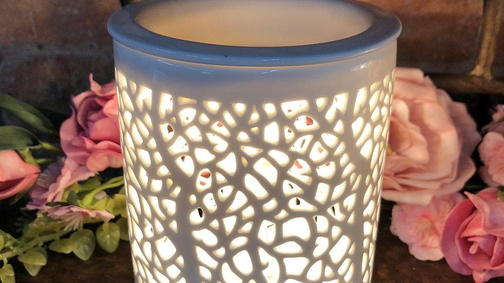 Tree Silhouette Electric Ceramic Burner