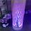 Thumbnail: Oak Effect LED Colour Changing Electric Wax Warmer