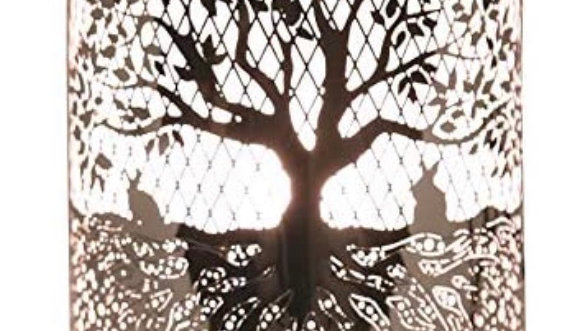 Tree of Life Electric Touch Wax Melt Burner
