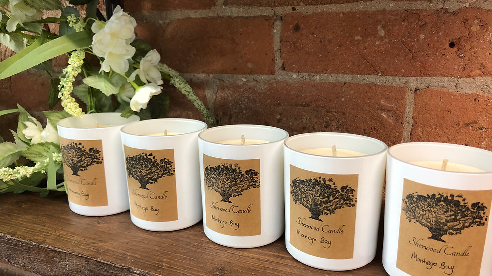 Montego Bay Soy Wax Candle