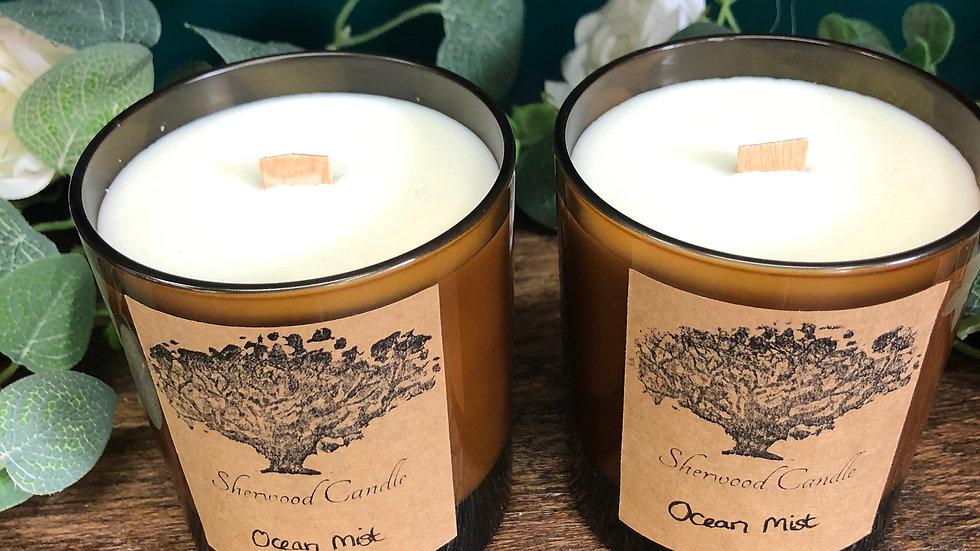 Ocean Mist Organic Soy Wax Candle