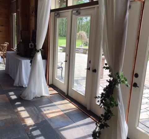 G&J_Entrance way curtains