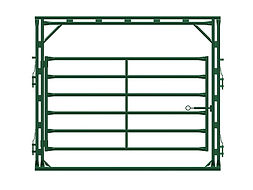 overhead livestock gates