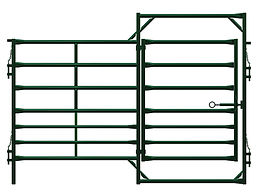 man gate livestock panels