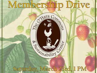 Spring Open House & Membership Drive
