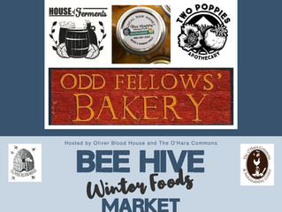 Bee Hive Winter Foods Market