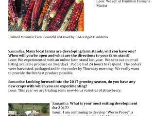 Featured Farm Interview: Yourganic Farm