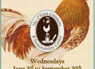 Wednesday Farmers Market: OPEN