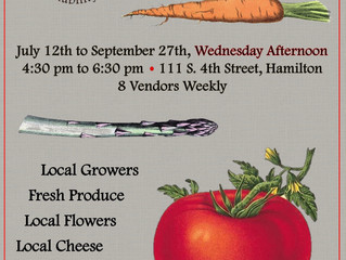 Wednesday Afternoon Farmers Market