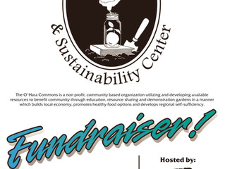 Fundraiser: Pint Night & A Raffle