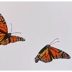 Flight of Monarchs
