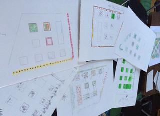 Curiosity Camps: Garden Design