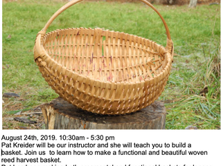 Basket Making Course