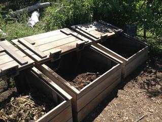 Build A Compost Pile