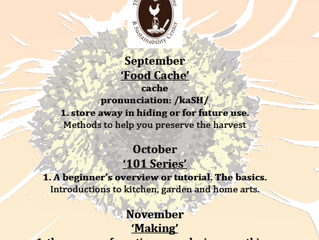 Adult Learning Series. Autumn Preview