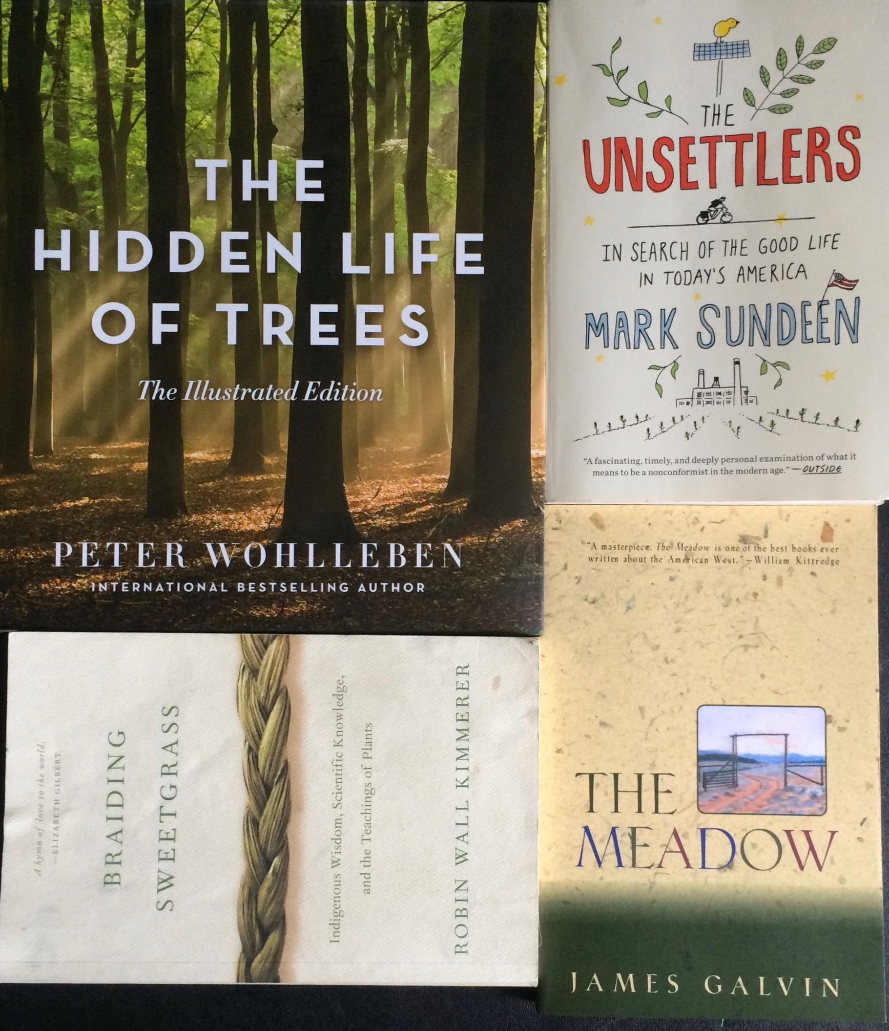 Book Discussion Group | O'Hara Commons & Sustainability Center