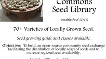 O'Hara Commons Seed Library. Join!