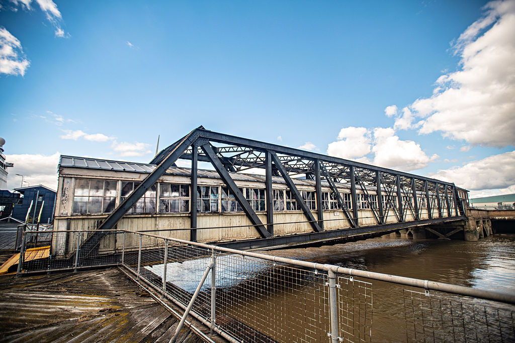 Tilbury Bridge Walkway of Memories