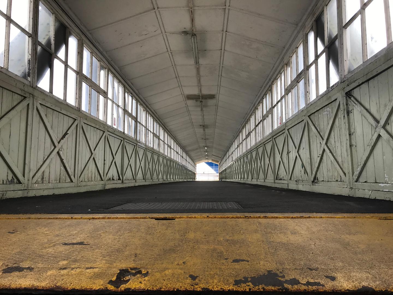 Tilbury Bridge Walkway