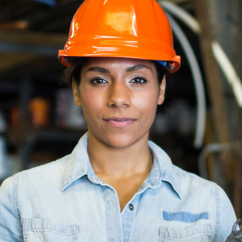 Trabalhador fêmea