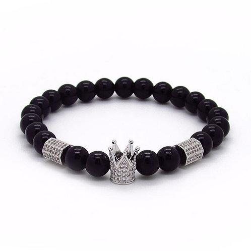 bracelet crown  king