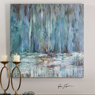 Artwork - UTT Blue Waterfall