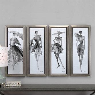 Artwork - UTT Fashion Sketchbook
