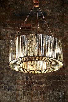 Lighting - EML Whitney Glass Hanging Lamp