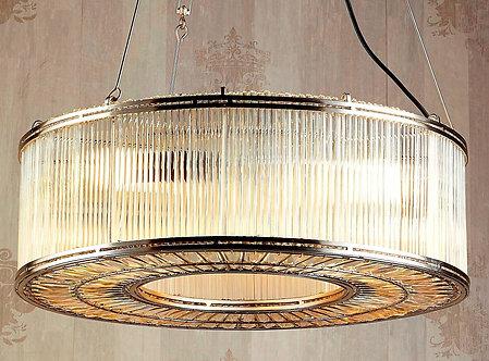 Lighting - EML Verre Ring Glass Pendant Lamp