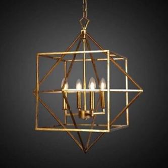 Lighting - EML Mosman in Gold