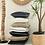 Thumbnail: Cushion: Piped Linen Nat White Lounge