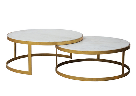 Tables- LAVISH COFFEE TABLE SET