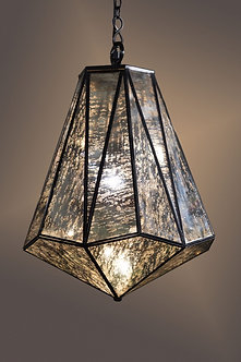 Lighting - EML Caesar Glass Hanging Lamp