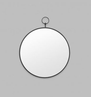 Mirror -WB Antique Fob Black