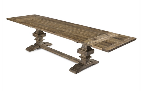 Table -  Baldrick, Extension Dining Table