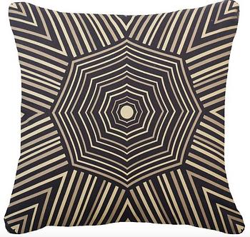 Cushion: Parasail Black Lounge