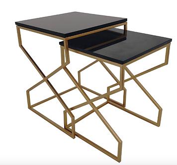 Table- SVART SIDE TABLE SET