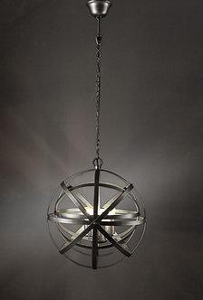 Lighting - EML Michelangelo Large Hanging Lamp Silver