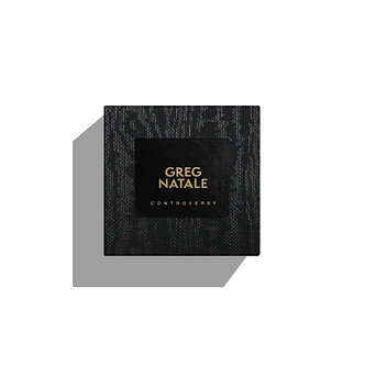 Greg Natale X Cocolux | Controversy - 600G Brass & Onyx Candle