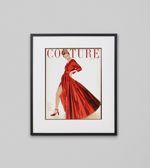 Artwork: WB COUTURE DECEMBER 1954
