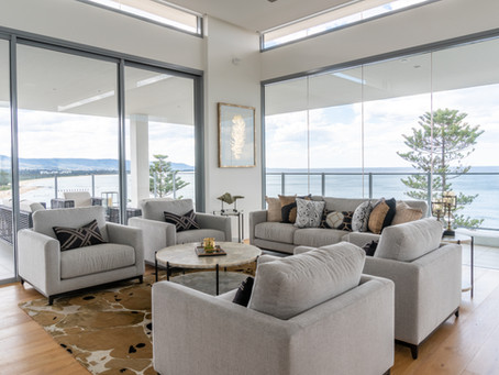 An Interior Designers Mind | Project Cliff Road Penthouse