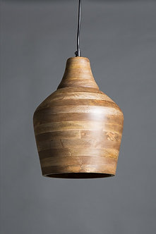 Lighting - EML Bistro Wooden Pendant Lamp